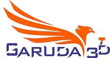 Garuda 3D Logo